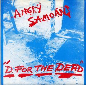 Cover - Angry Samoans: D. For The Dead
