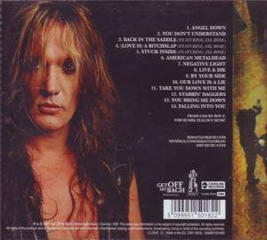 Sebastian Bach: Angel Down (CD) - Bild 2