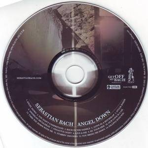 Sebastian Bach: Angel Down (CD) - Bild 3
