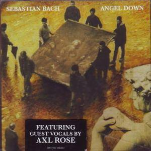 Cover - Sebastian Bach: Angel Down