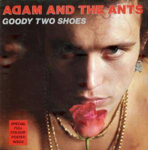 adam the ants goody two shoes 7 1982 special edition. Black Bedroom Furniture Sets. Home Design Ideas