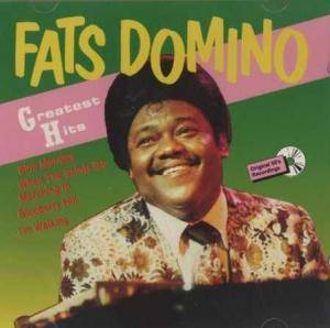 Fats Domino: Greatest Hits (Take Off) - Cover