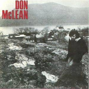 Don McLean: Don McLean - Cover