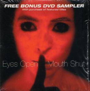Eyes 	Open 	Mouth 	Shut - Cover