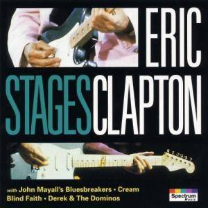 Eric Clapton - Stages - Cover