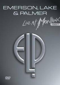 Emerson, Lake & Palmer: Live At Montreux 1997 - Cover