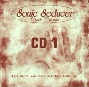 Sonic Seducer - Cold Hands Seduction Vol. 17 (2002-05) - Cover