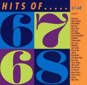 Hits Of .....67 + 68 Volume 2 - Cover