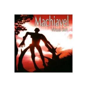 Cover - Machiavel: Virtual Sun