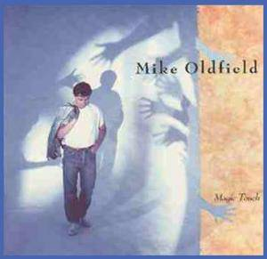 Mike Oldfield: Magic Touch - Cover