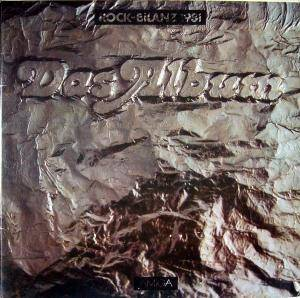 Cover - Gaukler Rock Band: Album - Rock-Bilanz 1981, Das