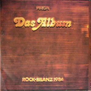 Cover - M. Jones Band: Album - Rock-Bilanz 1984, Das