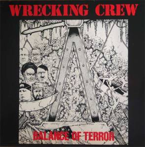 Cover - Wrecking Crew: Balance Of Terror