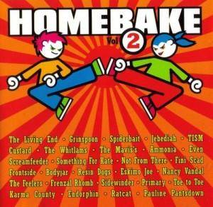 Cover - Mavis's, The: Homebake 2