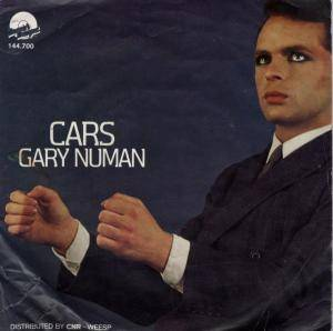 Gary Numan: Cars - Cover