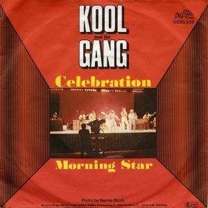 Kool & The Gang: Celebration - Cover