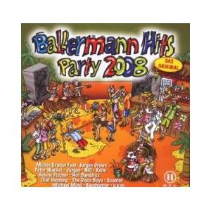 Cover - Rabaue: Ballermann Hits Party 2008