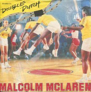 Malcolm McLaren: Double Dutch - Cover