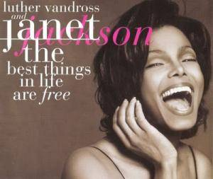 Luther Vandross & Janet Jackson: Best Things In Life Are Free, The - Cover