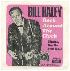 Bill Haley: Rock Around The Clock - Cover
