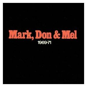 Cover - Grand Funk Railroad: Mark, Don & Mel 1969-71