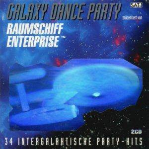 Galaxy Dance Party Präsentiert Von Raumschiff Enterprise - Cover