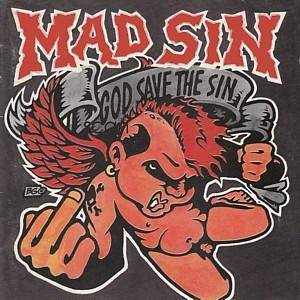 Cover - Mad Sin: God Save The Sin