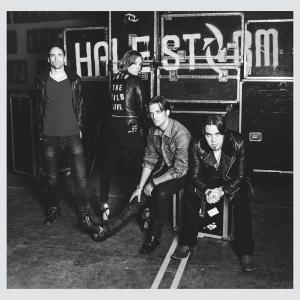 Halestorm: Into The Wild Life - Cover