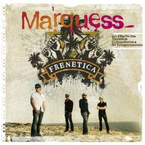 Cover - Marquess: Frenetica