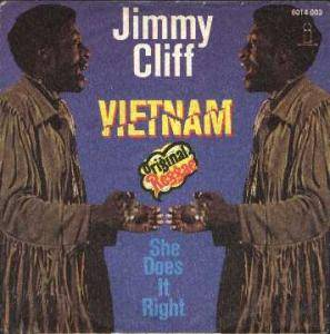 Jimmy Cliff: Vietnam - Cover