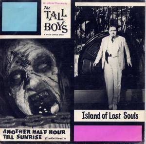 Cover - Tall Boys: Island Of The Lost Souls