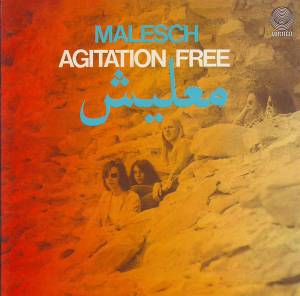 Agitation Free: Malesch - Cover