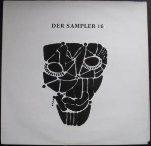 Line - Der Sampler 16 - Cover