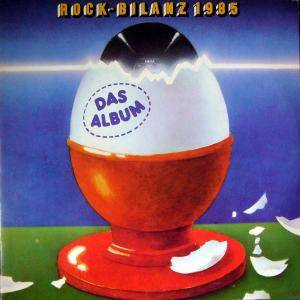 Cover - Jessica: Album - Rock-Bilanz 1985, Das