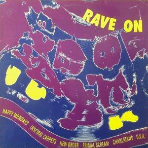 Rave On - Cover