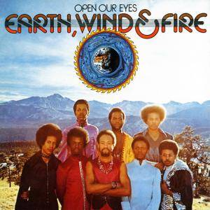 Earth, Wind & Fire: Open Our Eyes (CD) - Bild 1