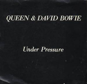 Queen & David Bowie: Under Pressure - Cover