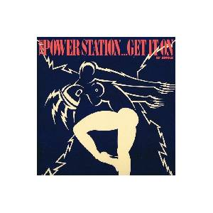 The Power Station: Get It On - Cover