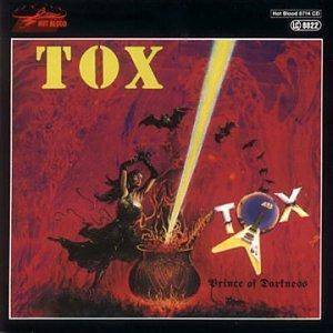 Cover - Tox: Tox / Prince Of Darkness