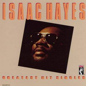 Isaac Hayes: Greatest Hit Singles - Cover