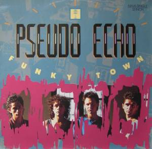Cover - Pseudo Echo: Funky Town