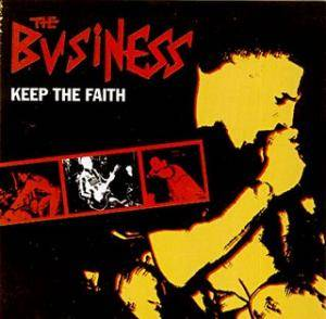 Cover - Business, The: Keep The Faith