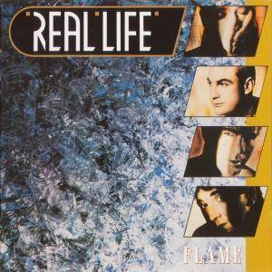 Cover - Real Life: Flame