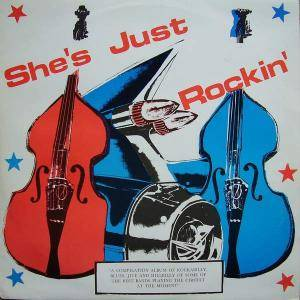 Cover - Bootleggers: She's Just Rockin'