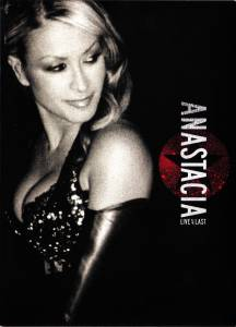 Cover - Anastacia: Live At Last