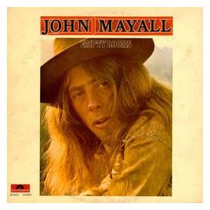 John Mayall: Empty Rooms - Cover