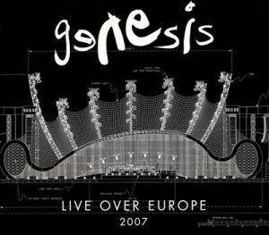 Genesis: Live Over Europe 2007 (2-CD) - Bild 1
