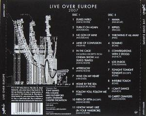 Genesis: Live Over Europe 2007 (2-CD) - Bild 2