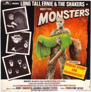 Cover - Long Tall Ernie & The Shakers: Meet The Monsters
