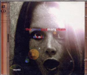 The Jesus And Mary Chain: Munki - Cover